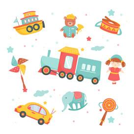 子供のおもちゃは知能を育てるものを選びましょう!